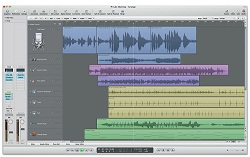 Interface do Logic Pro (Divulgação)